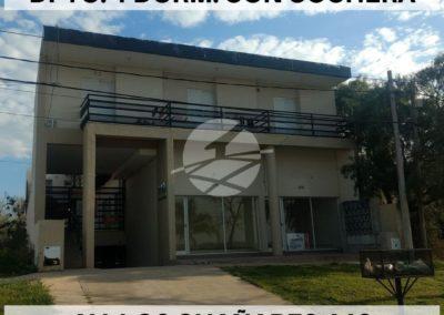 EN VENTA _DPTO. 1 DORM. CON COCHERA_